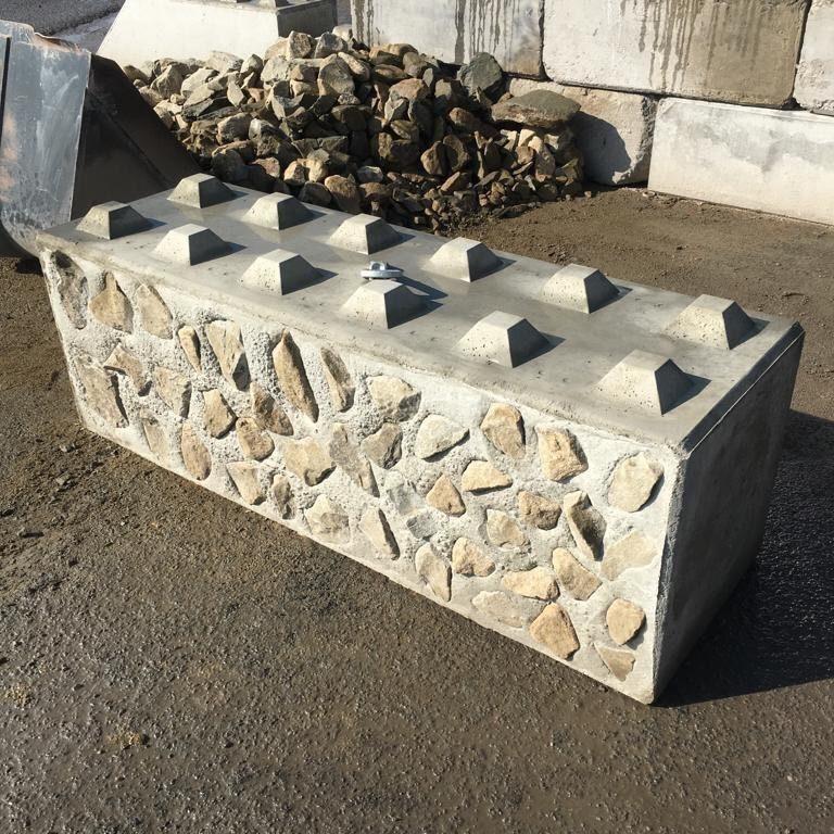 rockface block
