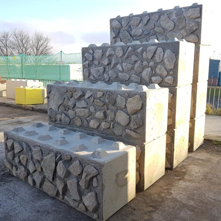 rockface blocks
